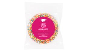 Keep Calm Personalised School Chocolate Freckle