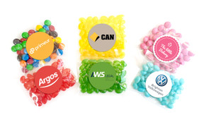 Branded Lolly Bag 55g (Choice Of Filling)
