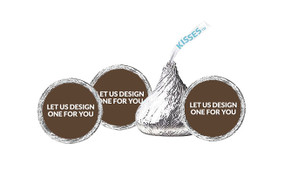 Let Us Design For You Hershey's Kisses