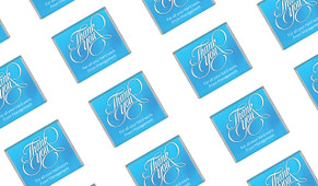 Cursive Thank You Mini Chocolates