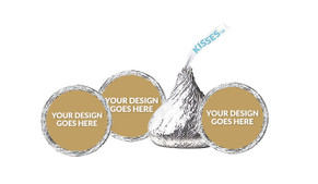 Use Your Own Design Hershey's Kisses