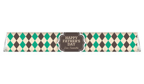 Argyle Personalised Toblerone Fathers Day Chocolate Bar