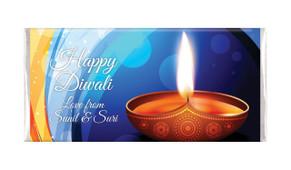 Vibrant Personalised Diwali Chocolates