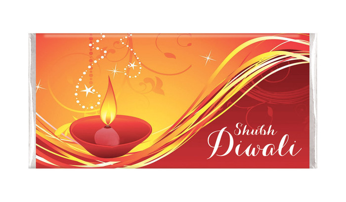 Radiant Diwali Personalised Chocolates