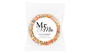 Mr And Mrs Announcement Custom Wedding Giant Freckle