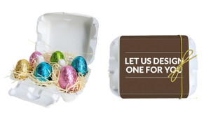 Let Us Design For You Personalised Easter Egg Carton