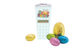Happy Easter Personalised Easter Egg Chocabox