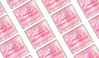 Pink Glam Personalised Hens Night Mini Chocolates