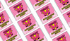 Super Mum Pink Mother's Day Mini Chocolates
