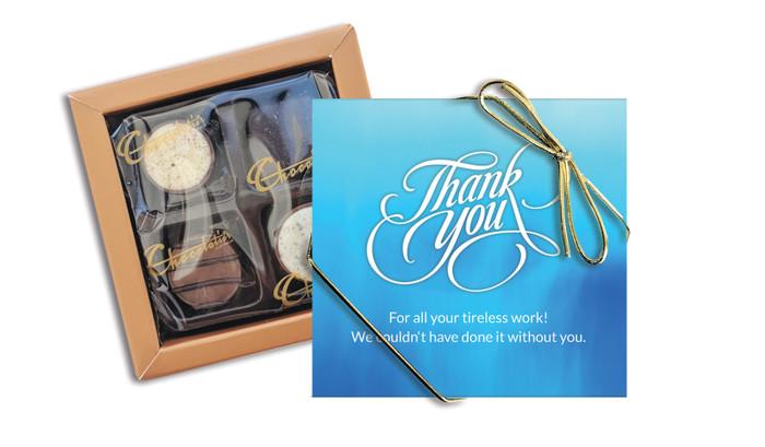 Tiny Truffle Personalised Gift Box