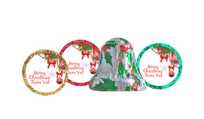Foil Covered Chocolate Bells - Festive Mix