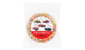 Cars Of Yesteryear Fathers Day Personalised Giant Freckle