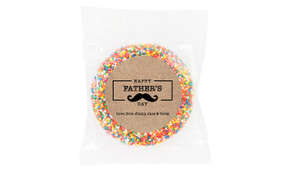 Kraft Moustache Father's Day Personalised Giant Freckle