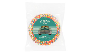 Old Cadillac Father's Day Personalised Giant Freckle