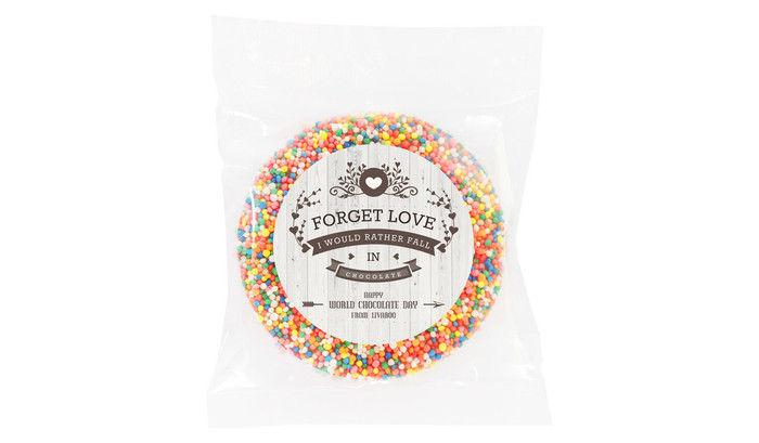 Forget Love Personalised Giant Freckle