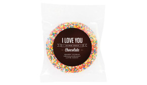 More Than Chocolate Personalised Giant Freckle