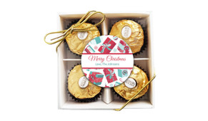 Gifts Of Christmas Ferrero Rocher Gift Box