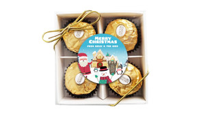 At The North Pole Christmas Ferrero Rocher Gift Box