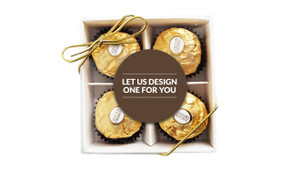 Let Us Design For You Ferrero Rocher Gift Box