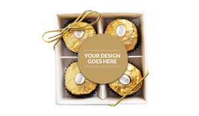 Use Your Own Design Ferrero Rocher Gift Box