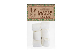 Easter Bunny Tails Personalised Lolly Bag