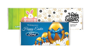 Easter Personalised Chocolate Bar (35g & 100g Sizes)