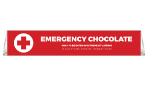 Emergency Chocolate Personalised Toblerone