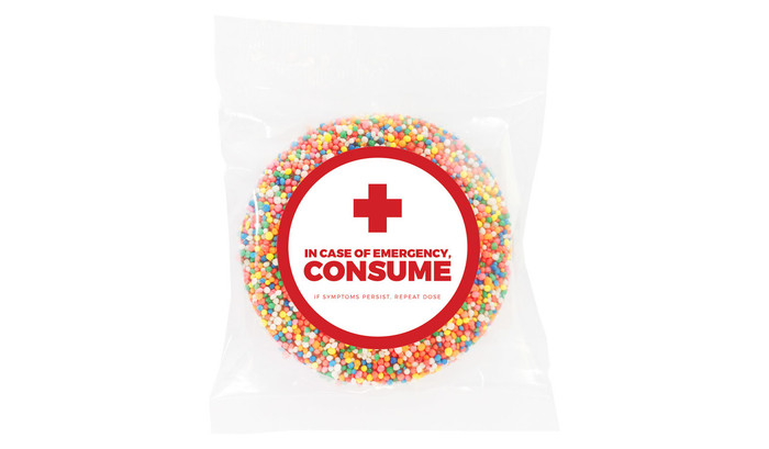 Emergency Consume Personalised Giant Freckles