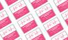 Heart Rate Nurses Day Personalised Mini Chocolates