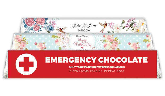 Toblerone Personalised Chocolates