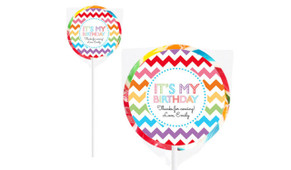 Lollipops - 7cm Standard Custom Pops