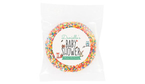 Little Critters Baby Shower Giant Chocolate Freckle