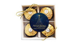Blue Night Christmas Ferrero Rocher Gift Box