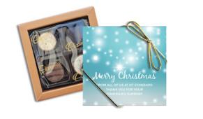 Tiny Truffle Personalised Christmas Gift Box