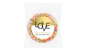 Love Letters Engagement Personalised Giant Freckle