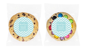 Giant Cafe-Style Personalised Cookie 80g