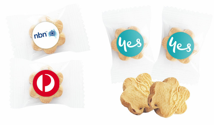 Bite-Size Personalised Cookie 10g