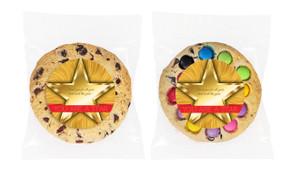 Star Personalised Cookie 80g