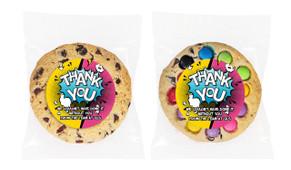 Fun Starburst Personalised Cookie 80g
