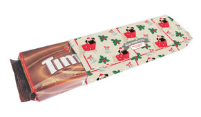 Bah Hum-Pug Packet Of Christmas TimTams TM