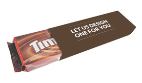 Let Us Design For You Tim Tams In Custom Sleeve