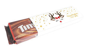 Reindeer Face Personalised Packet Of TimTams TM