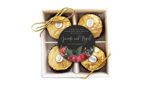 Wild Flowers Custom Ferrero Rocher Gift Box