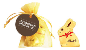 Let Us Design For You Personalised Easter Bunny Bag