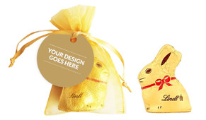 Use Your Own Design For You Personalised Easter Bunny Bag