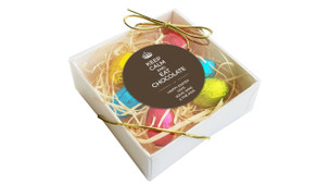 Keep Calm Personalised Easter Egg Nest Box