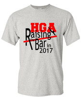 Raising the Bar Gymnastics Tee