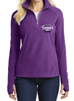 NorthStar Women's 1/2 Zip Fleece Pullover