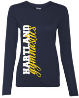 HHS Gymnastics Women's Long Sleeve Tee