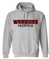 Warriors Unisex Hoodie